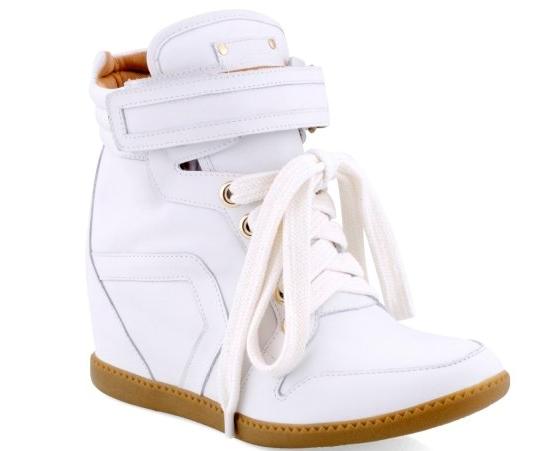 5d60c02153d Amo sapato branco e já faz tempo. E agora tô adorando essa onda dos sneakers