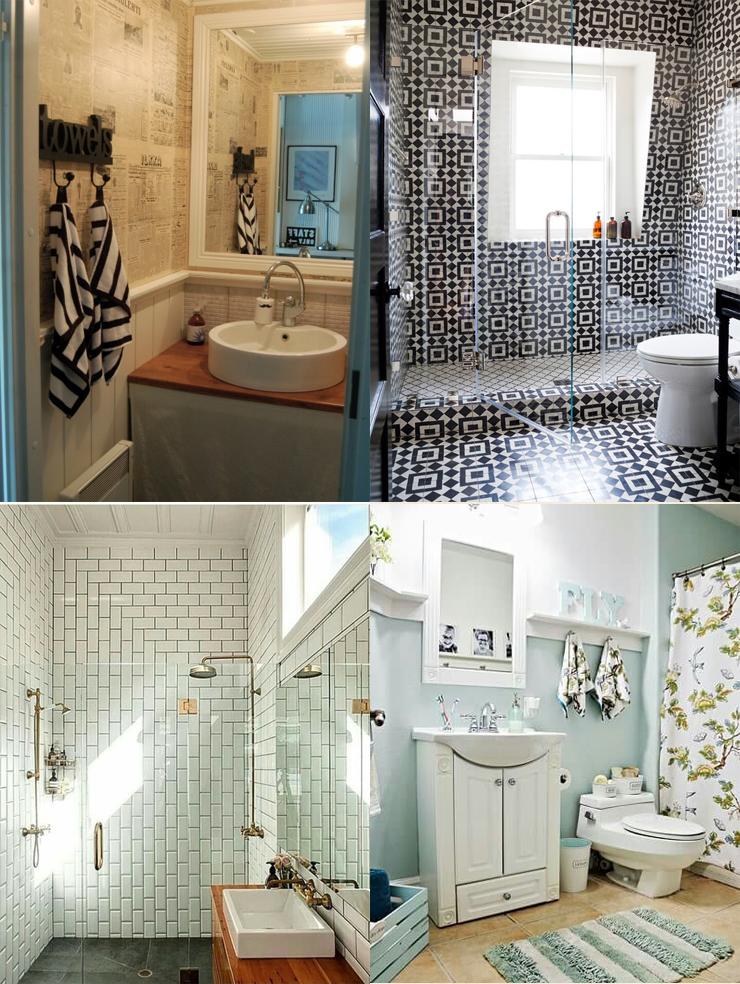 banheiros decorados 2016 só para meninas