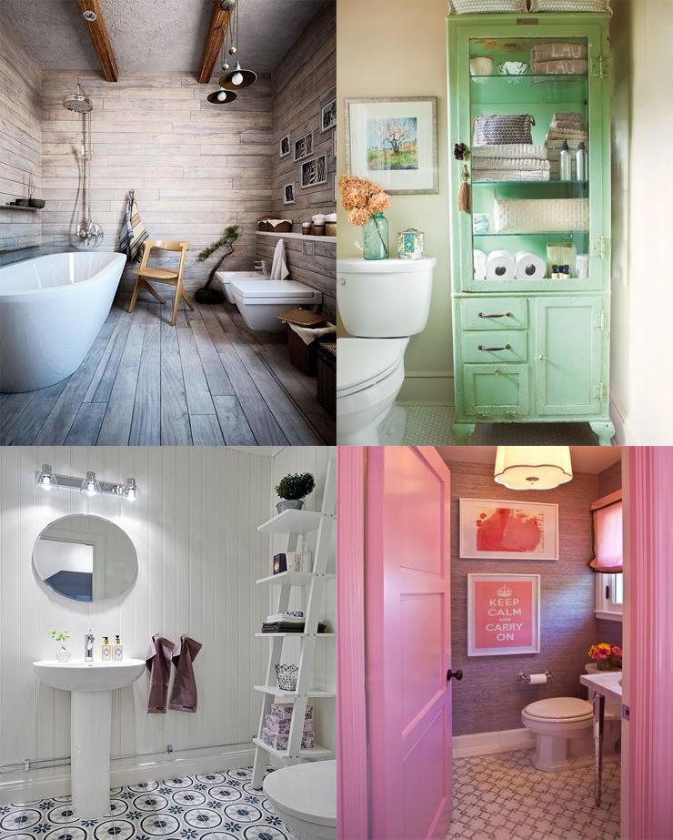 banheiros decorados decoração de banheiro