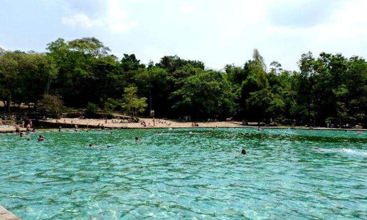 parque nacional agua mineral brasilia