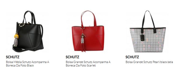 onde comprar bolsas schutz