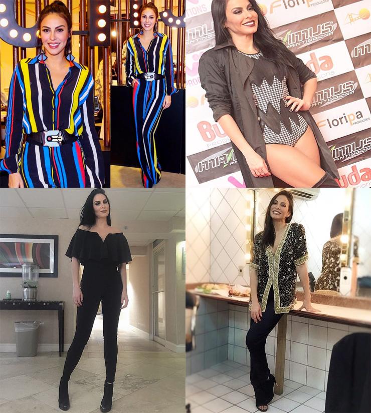 Alinne rosa jurada do X factor Brasil Estilo