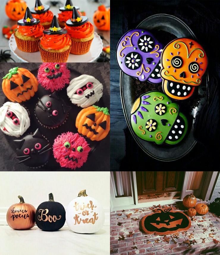 decoração de halloween facil