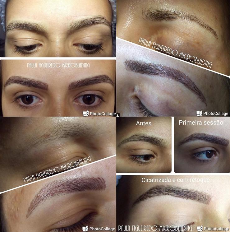 microblading micropigmentação fio a fio de sobrancelhas brasilia df
