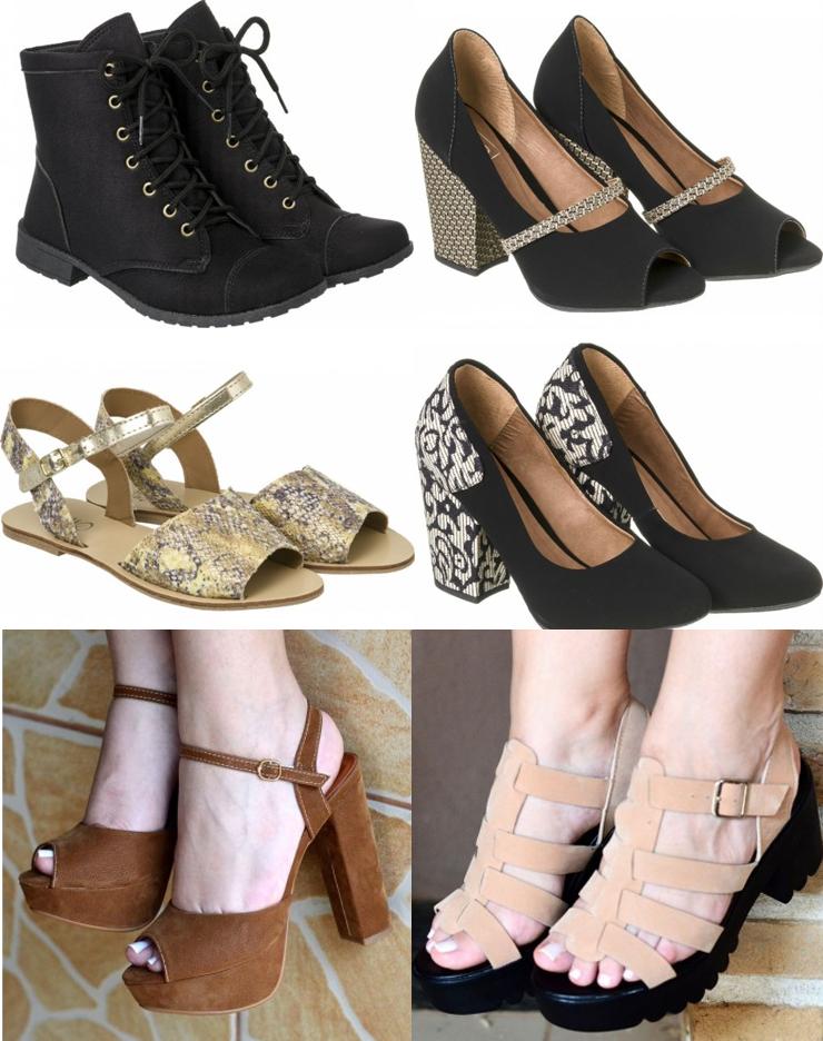 calçados atacado e varejo