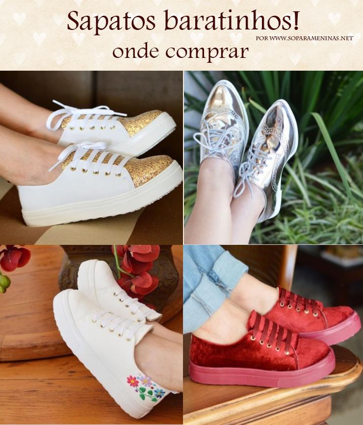 cf851677d Onde comprar: calçados atacado e varejo a preços incríveis! - Só ...