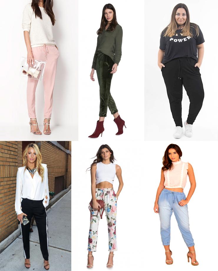 como usar calça jogging blog de moda