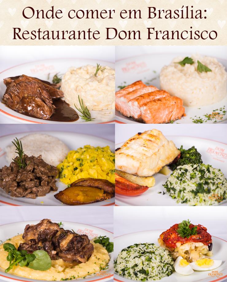 onde comer em brasília restaurante dom francisco