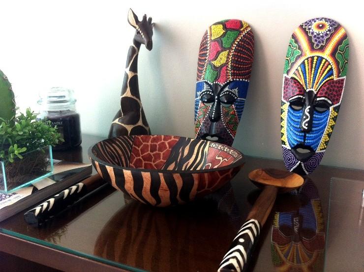 decoração inspirada na africa 01