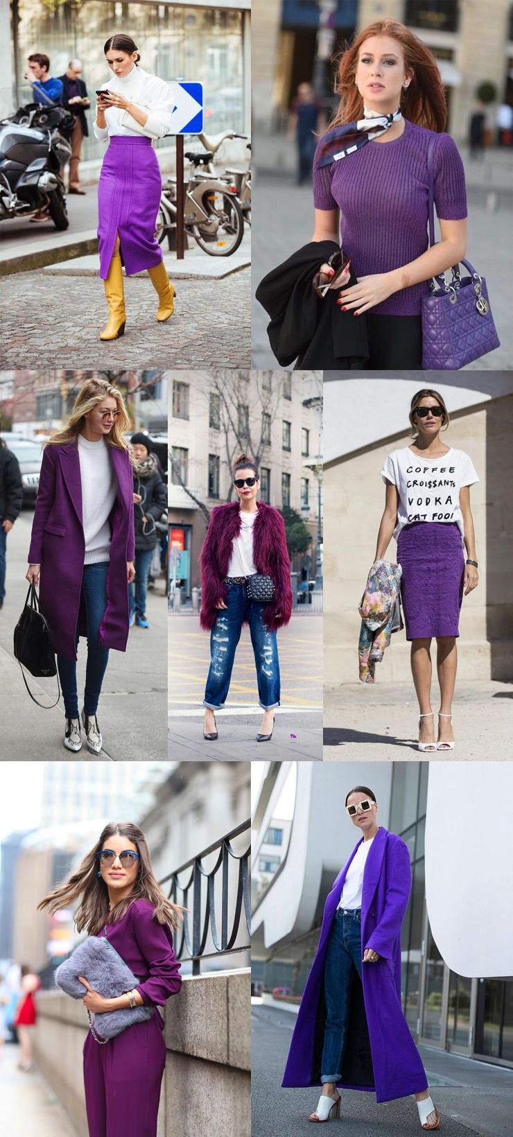 ultra violet cor do ano 2018 pantone como combinar