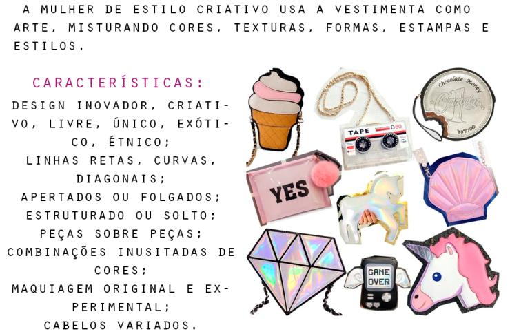 os 7 estilos universais estilo criativo 01
