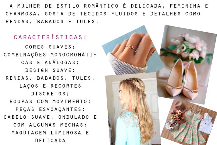 os 7 estilos universais estilo romantico 01