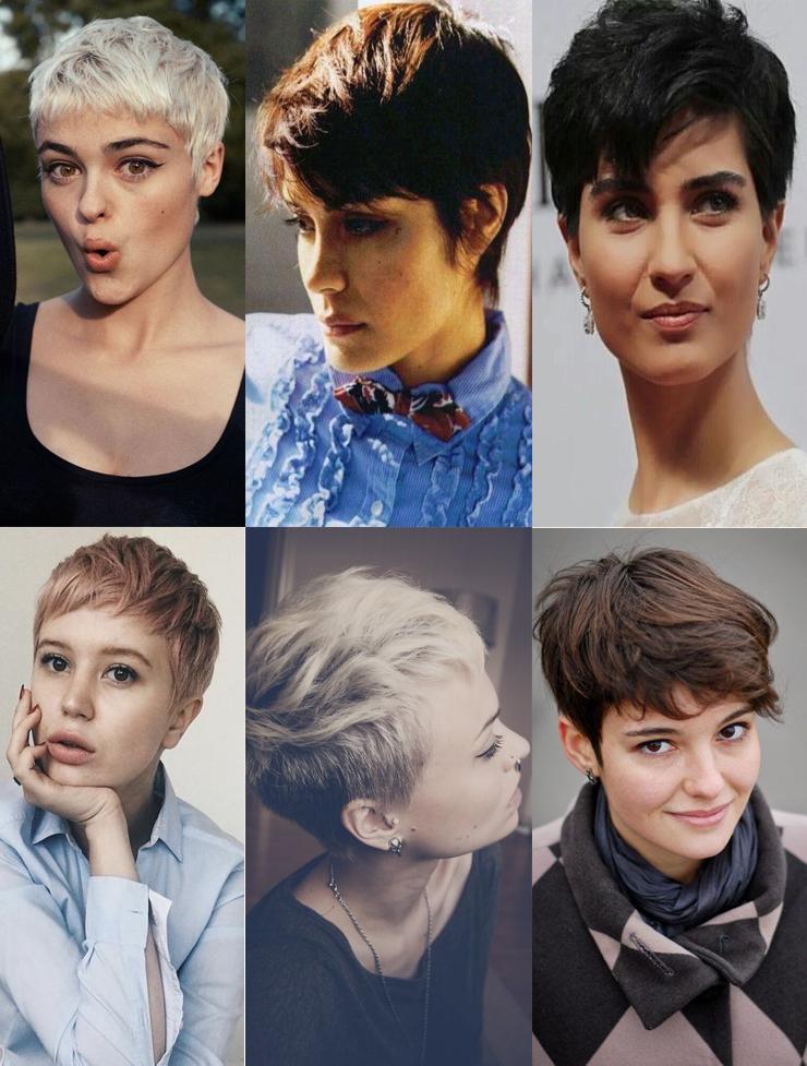 cortes de cabelo para 2018 boyish