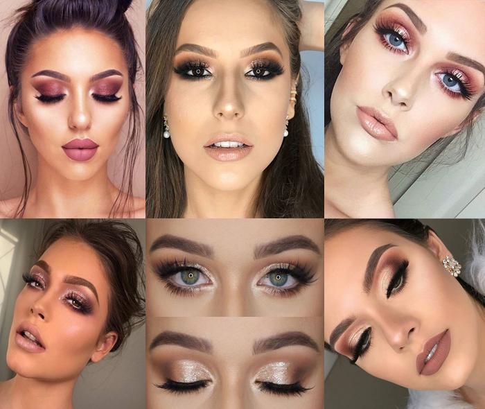 Tem Na Web - Maquiagem para noiva: 50 fotos para inspirar - Só Para Meninas