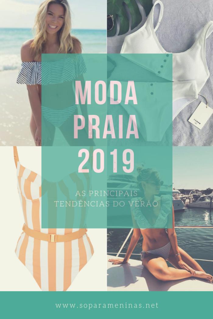 moda praia 2019 tendencias verao 2019