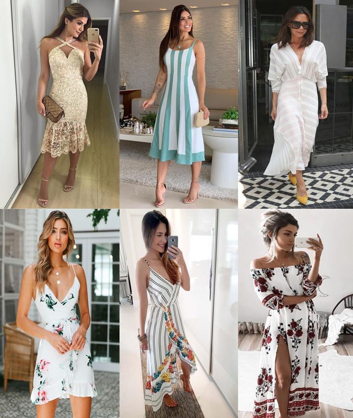 fotos de vestidos para o reveillon 2019