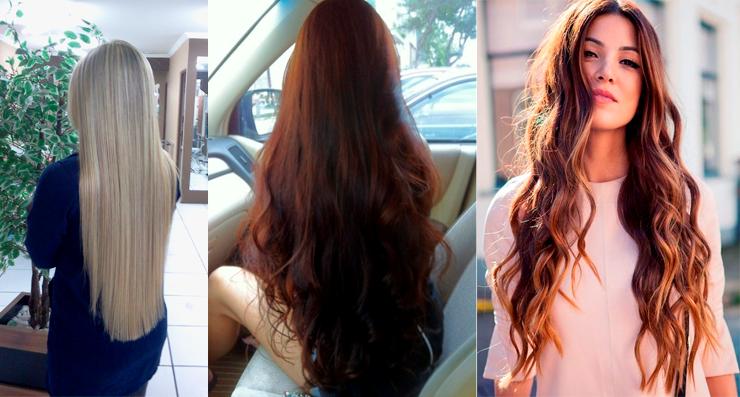 como fazer seu cabelo crescer mais rápido só para meninas