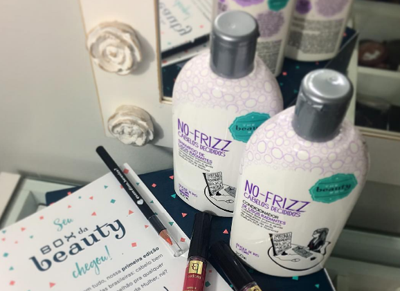 no frizz cabelos decididos the beauty box